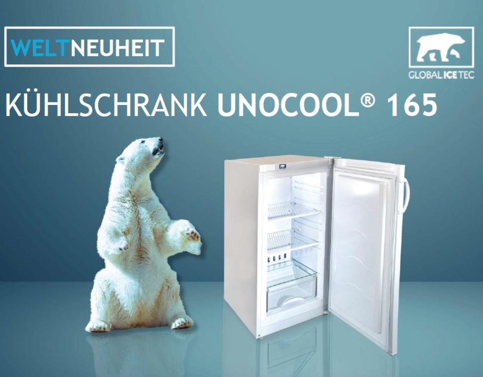 Global Ice Tec Solarkühlschrank